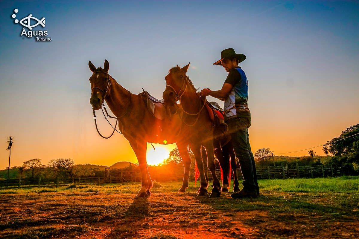 Cavalgada Recanto do Peão – Noturno