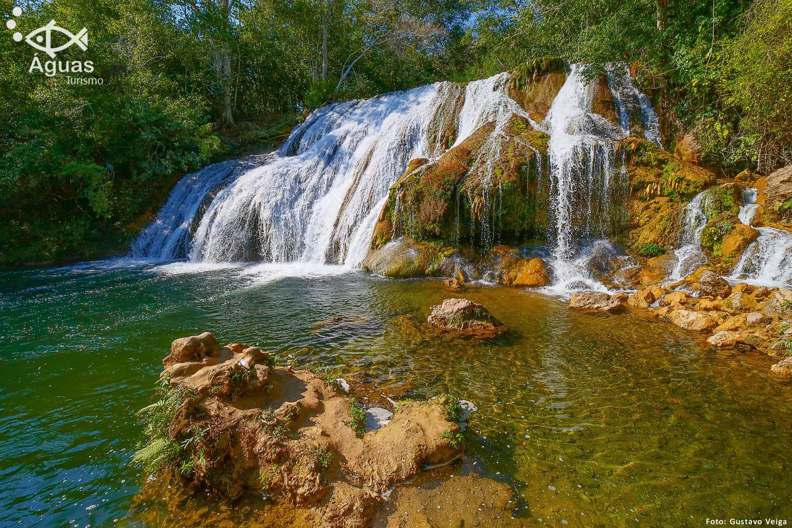 Cachoeiras Serra da Bodoquena com almoço